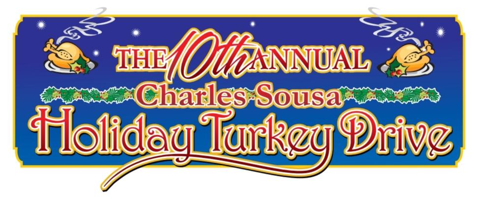 Charles Sousa Turkey Drive Logo
