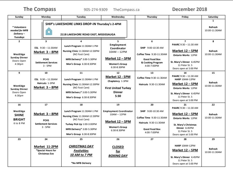 Dec-2018-Compass-Activity-Calendar